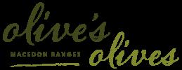 Olives Olives | Macedon Ranges Table Olives