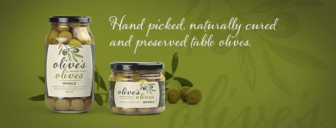 Macedon Ranges Olive's Olives